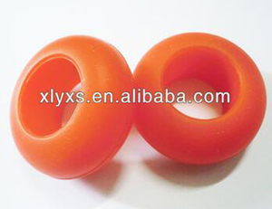 OEM Manufacture New Rubber Hand Ring for Levels Exerciser Gym