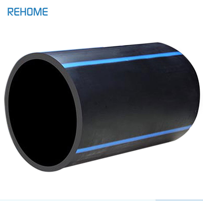 Plumbing materials Latest Design water hdpe pipe with sdr11 pn16 pe100