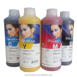 make clothing need sublimation ink for dx5/dx7 print head for fabric