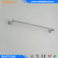 Wholesale Modern Towel Bar Brushed Hotel Bathroom Single Towel Bar