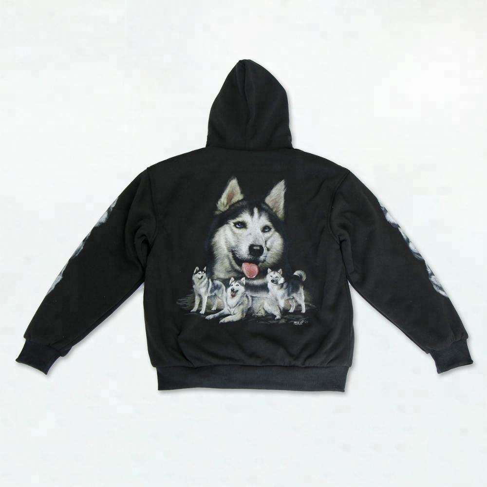 5ac3003e35f Купить Черный Волк Куртка оптом из Китая