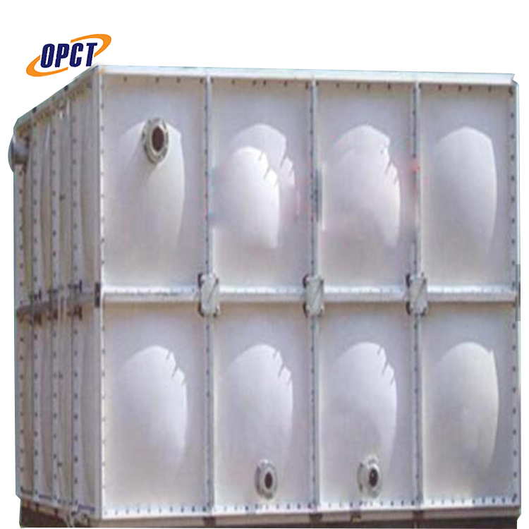 SMC GFK / FRP montieren Wassertank & SECTIONAL PANEL Wassertanks