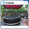Cheap portable round freestanding bathtub for adults