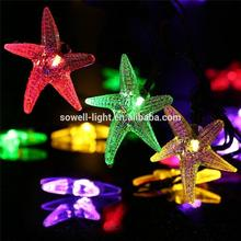 <span class=keywords><strong>Vakantie</strong></span> leven decoraties waterdichte rgb 30 led solar starry string lights