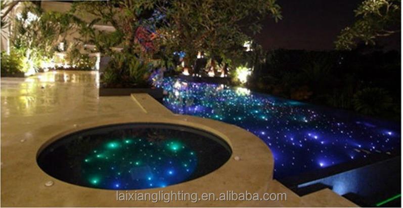 fiber optic lighting pool. pmma fiber optic star ceiling kit , fibre chandelier with newest 75w high power lighting pool