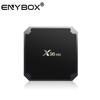 ENY factory smart tv box X96 mini android 7.1 streaming set top box iptv box