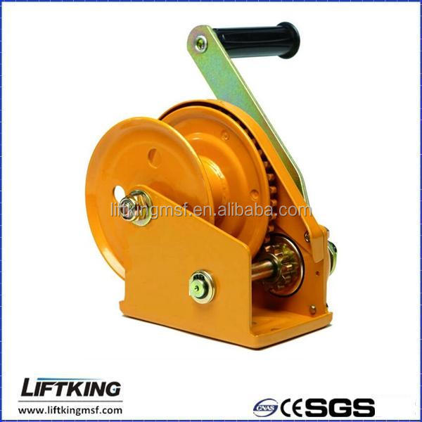LIFTKING brand 800lbs 1200lbs 1800lbs 2600lbs hand operated lifting winch