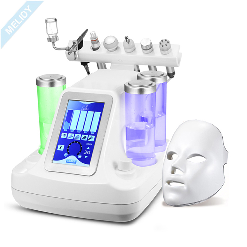 Newest Hydro Facial Machine / 7 In 1 Facial Multifunction Machine Beauty Instrument
