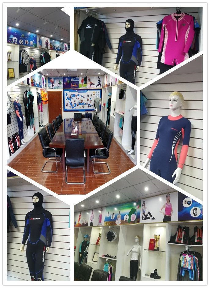 New Arrival Qualified Fast Shipping Ultra Supper Stretch Yamamoto Neoprene GBS Wetsuit Wholesale in China
