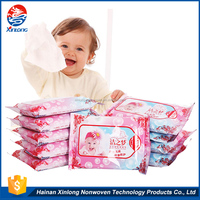 2016 high quality private label alcohol free vitamin aloe all natural baby wet wipe warmer