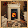wall mounted fireplaces Indoor