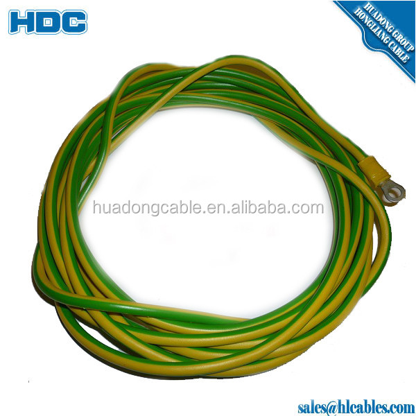 different types of electric wires and cables 16mm 10mm flexible electrical  wire names