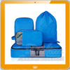 Hot selling premium 4 set packing cubes travel luggage bags