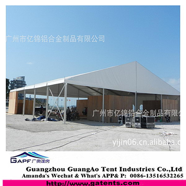 Guangzhou manufactory best quality used industrial tents