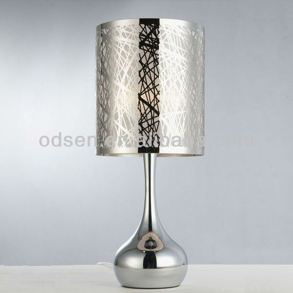 Quality hotel lighting bedside accent lamp