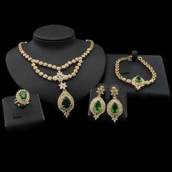 24 Carat Gold Plated Price Cubic Zirconia Jewelry Set Bridal American Diamond Jewellery Buy 24 Carat Gold Plated Price Cubic Zirconia Jewelry Set Bridal American Diamond Jewellery Sets Product On Alibaba Com