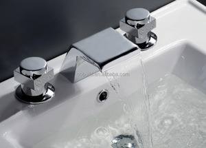 AC-2705 Beelee Copper Hot Cold Water Faucet Bath Tap