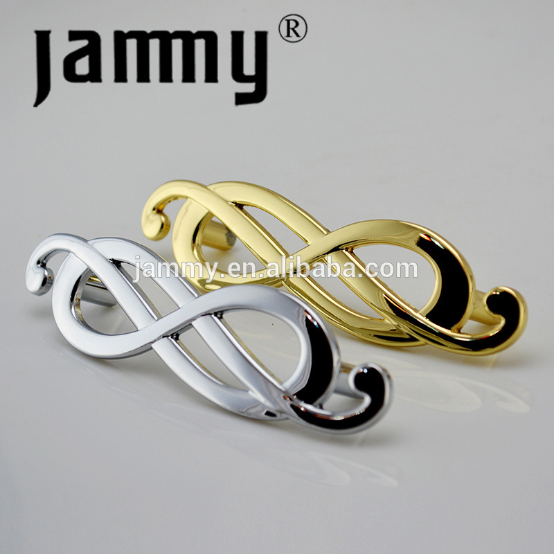 Musical Note European Luxury Noble High Quality Zinc Alloy New ...