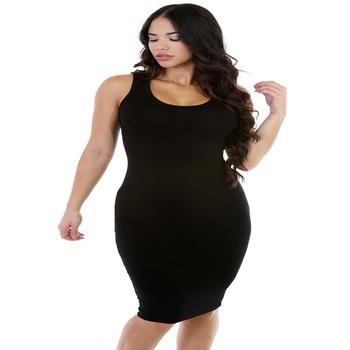 6a4b6c3f630 Wholesale Fashion Sexy Women Scoop Neck Tank Dress Slim Brief Party Mini  Dress
