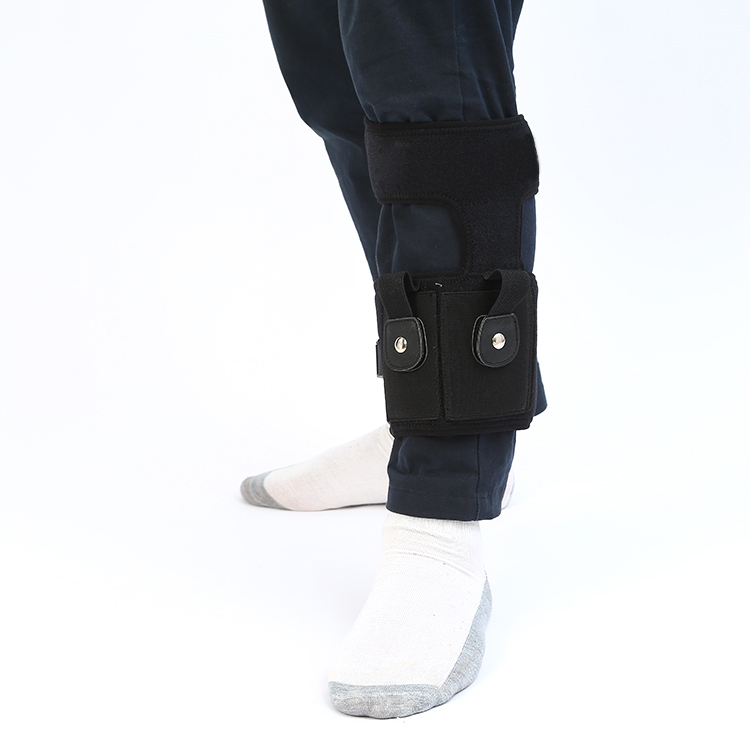 Soft Neoprene <strong>Leg</strong> <strong>Holster</strong> with Microholes Concealed Adjustable Buckles
