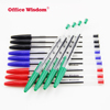 School suppliers stick cheap wholesale ballpoint ballpen ball point pen