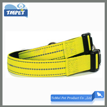 Reflective cheap animal protect collars glow in collar