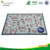 Eco-friendly no smell natural rubber material cartoon floor mat/door mat