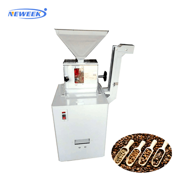 NEWEEK in stock dry coffee bean husker coffee bean shelling machine