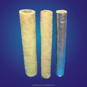 Foil Bubble Insulation replace aluminum foil faced soundproof fiberglass  wool insulation roll