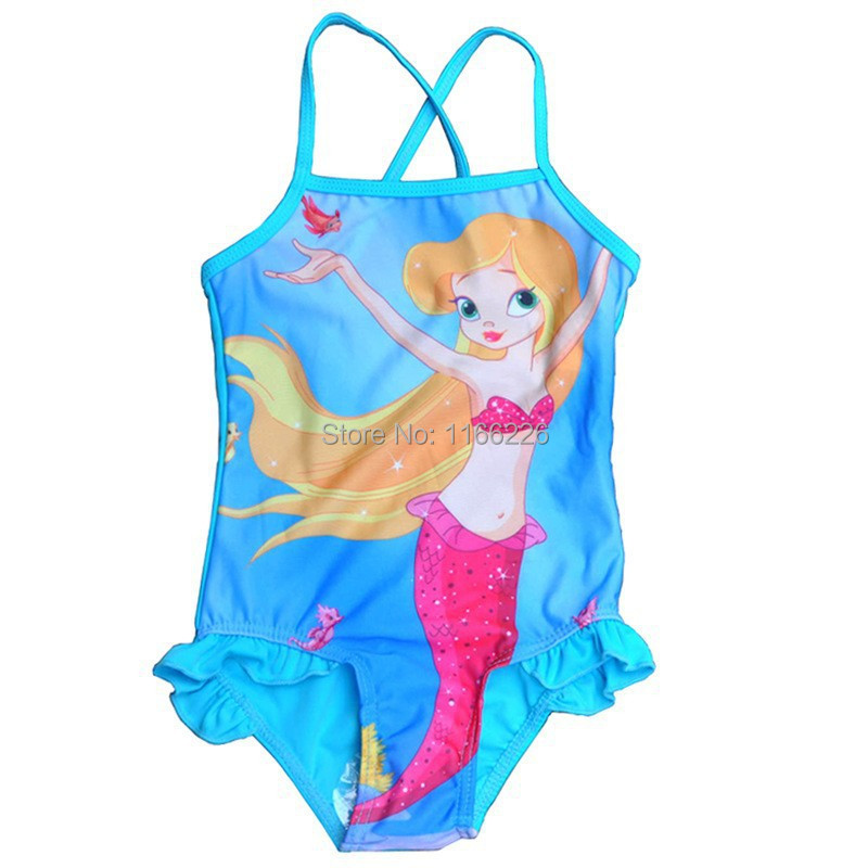 2ed2890721 Get Quotations · princess swim bathing suit girls kids girls swimsuit 2014  children swimwear frozen swimsuit swimsuit for girls