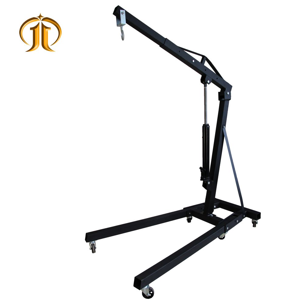 Hot Sale Hydraulic Engine Lifter Shop Crane Price With CE Certificate