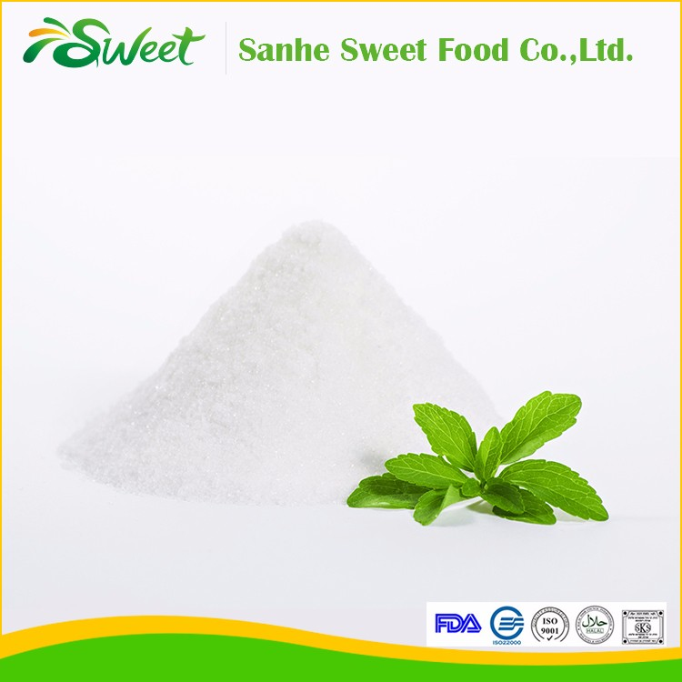 Best sell Great Quantity bulk pure stevia extract powder