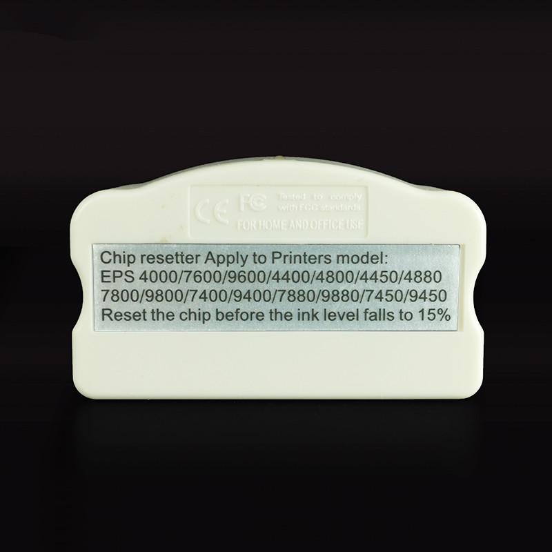 Epson cartridge chip resetter 4000 10000 4800 4880 7800 9800 7880 9880 10600 ii