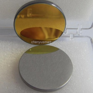 45 degree Fused Silica Quartz Laser Reflect Mirror Laser Reflector 20*4