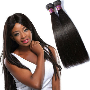 XBL Popular Hair Type of Unprocessed Silky Straight Virgin Brazilian Hair