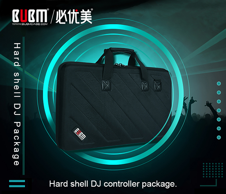 BUBM Portable Music Equipment Case DJ Controller Bag For Pioneer ddj sx