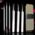 6 Pcs Premium Stainless Steel Professional Facial Blackhead Tweezers Extractors Blackhead Remover Tool kit In PU Pouch