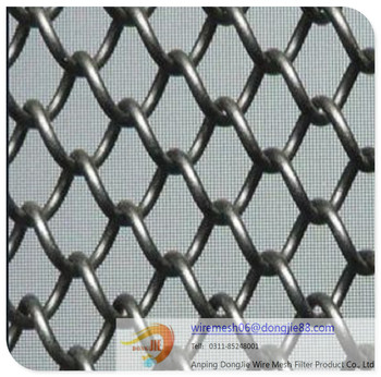 Decorative Metal Architecture Mesh/stainless Steel Woven Wire ...