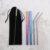 China Factory Wholesale Cheap Price Sale Metal Straw With Various Colors