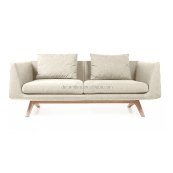 Modern Hepburn Fixed 2 Seater Sofa