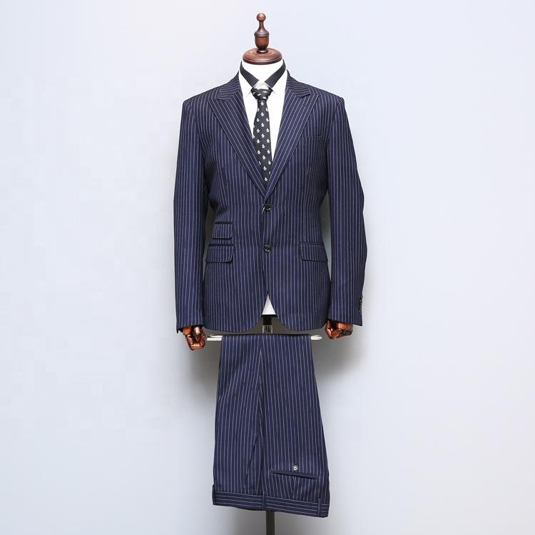 2019 fashion made to measure high quality coat pant men suit office uniform design a suit for men