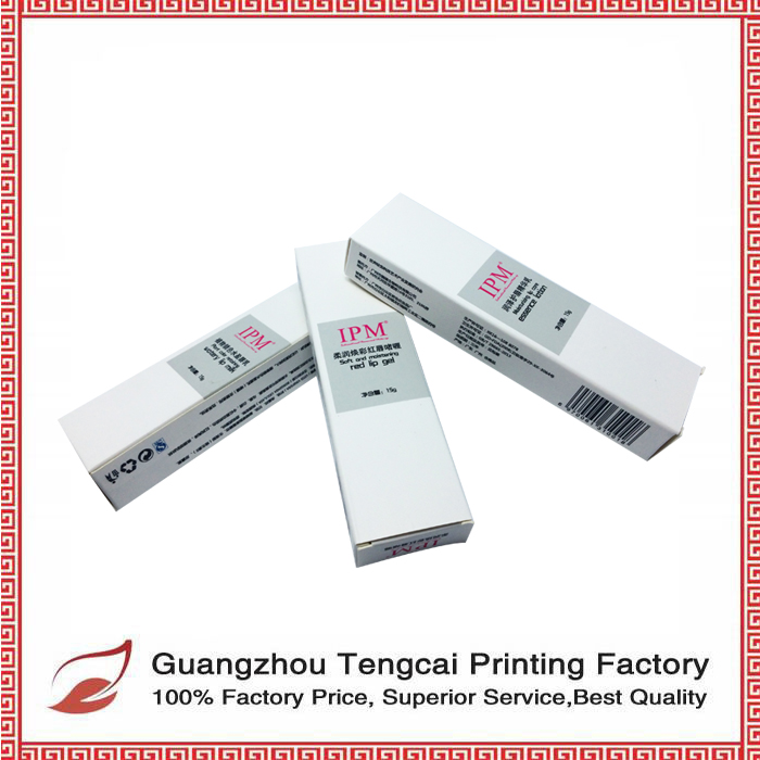 Customize eyelash packaging paper box printing