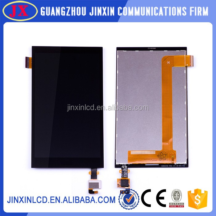 [Jinxin] Alibaba Golden Supplier for htc desire 620 Lcd Screen Display Touch Panel Complete