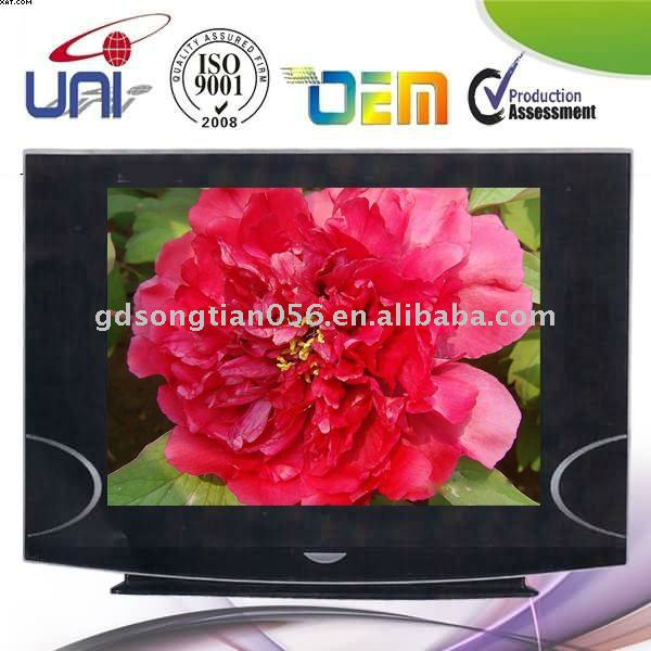 25 inch NF PF colour CRT TV