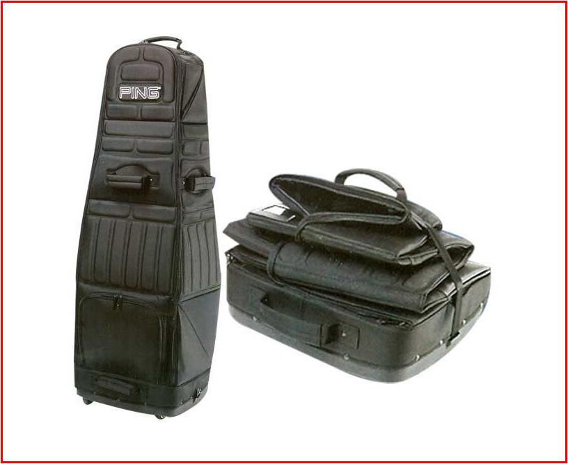 Wholesale New Design Golf Bag Travel Cover