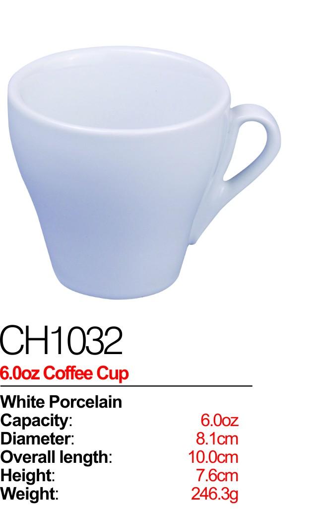 6 Oz White Ceramic Tea Cup Coffee Cup Espresso Cup Buy
