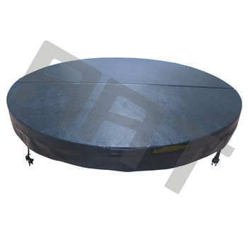 round outdoor Spa cover bathtub cover