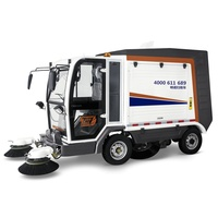 MN-S2000 Electric Sweeper Road Cleaning Machine Sweeper
