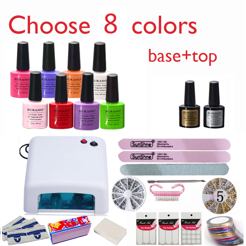 Gel Nail Polish Sale: New Arrival Hot Sale Perfect Summer Soak Off Gel Polish