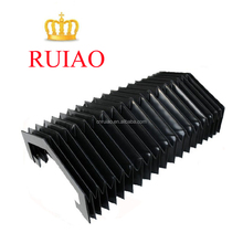 Flexible bellows cover water-proof strong machine plastic dust cover
